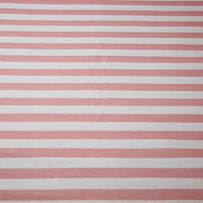 Бязь Ranforce полоса широкая цвет розовый