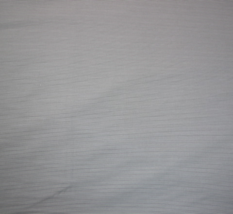 Бязь Ranforce серо-белая полоса узкая