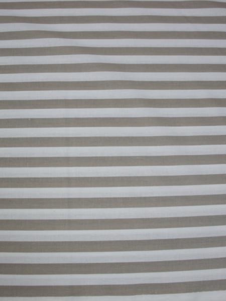 Бязь Ranforce  полоса широкая цвет кофейный тон 1