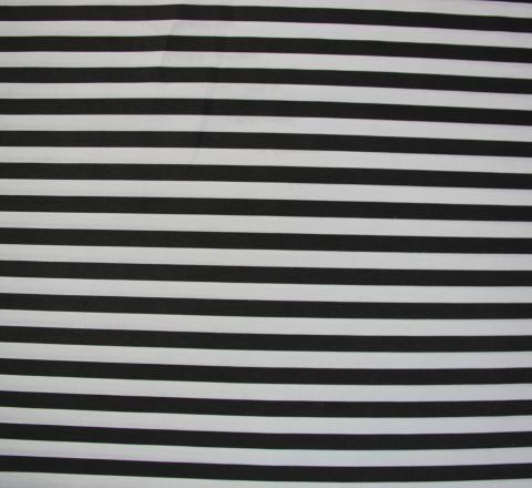 Бязь Ranforce полоса широкая цвет черный