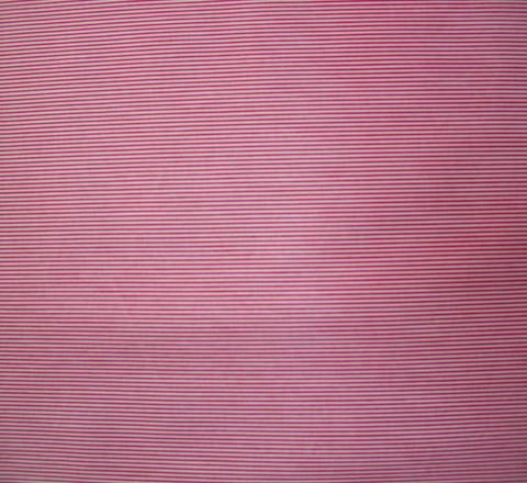 Бязь Ranforce красно-белая полоса узкая