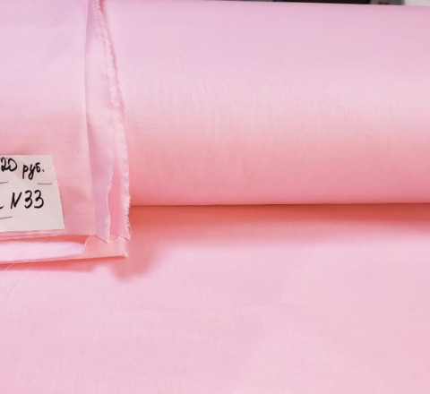 Бязь Ranforce гладкокрашенная, арт PEMBE N33