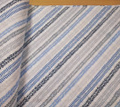 Бязь Ranforce серо-синие следы шин