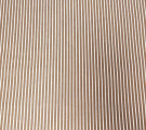 Бязь Ranforce коричневая полоса 0.5см