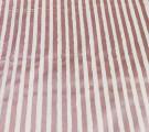 Бязь Ranforce широкая полоса с коричневым глиттером