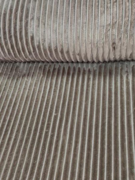 Плюш Минки Королевский коричневый