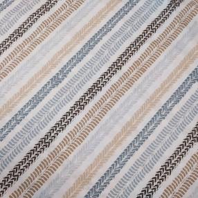 Бязь Ranforce серо-коричневые следы шин
