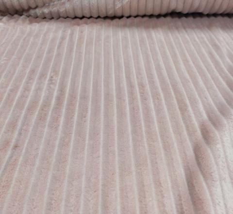 Плюш Минки Королевский пыльно-розовый