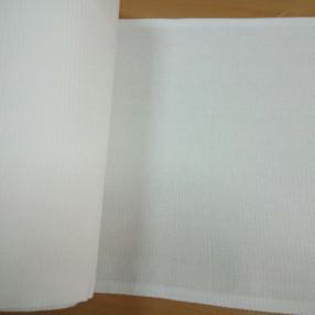 Вафельное полотно. Белый