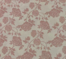 Сатин. Пыльно-розовые розы