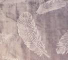 Плюш Выбитые перья