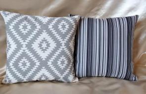 <Как сшить наволочку на подушку