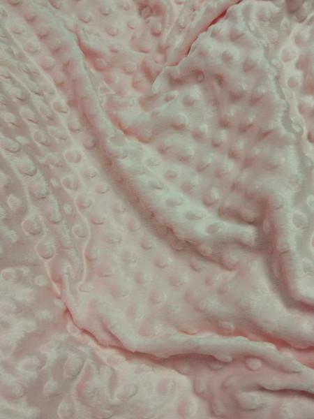 Плюш Минки розовый