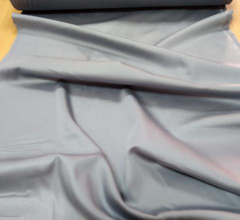 Сатин. Гладкокрашенный серый С-03