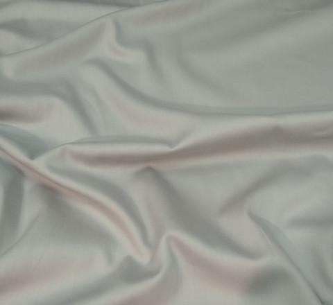Сатин. Гладкокрашенный серый/серебряный С-02